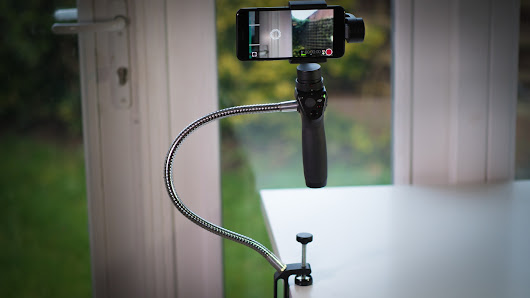 goosepod - The Versatile Camera Gear Mount