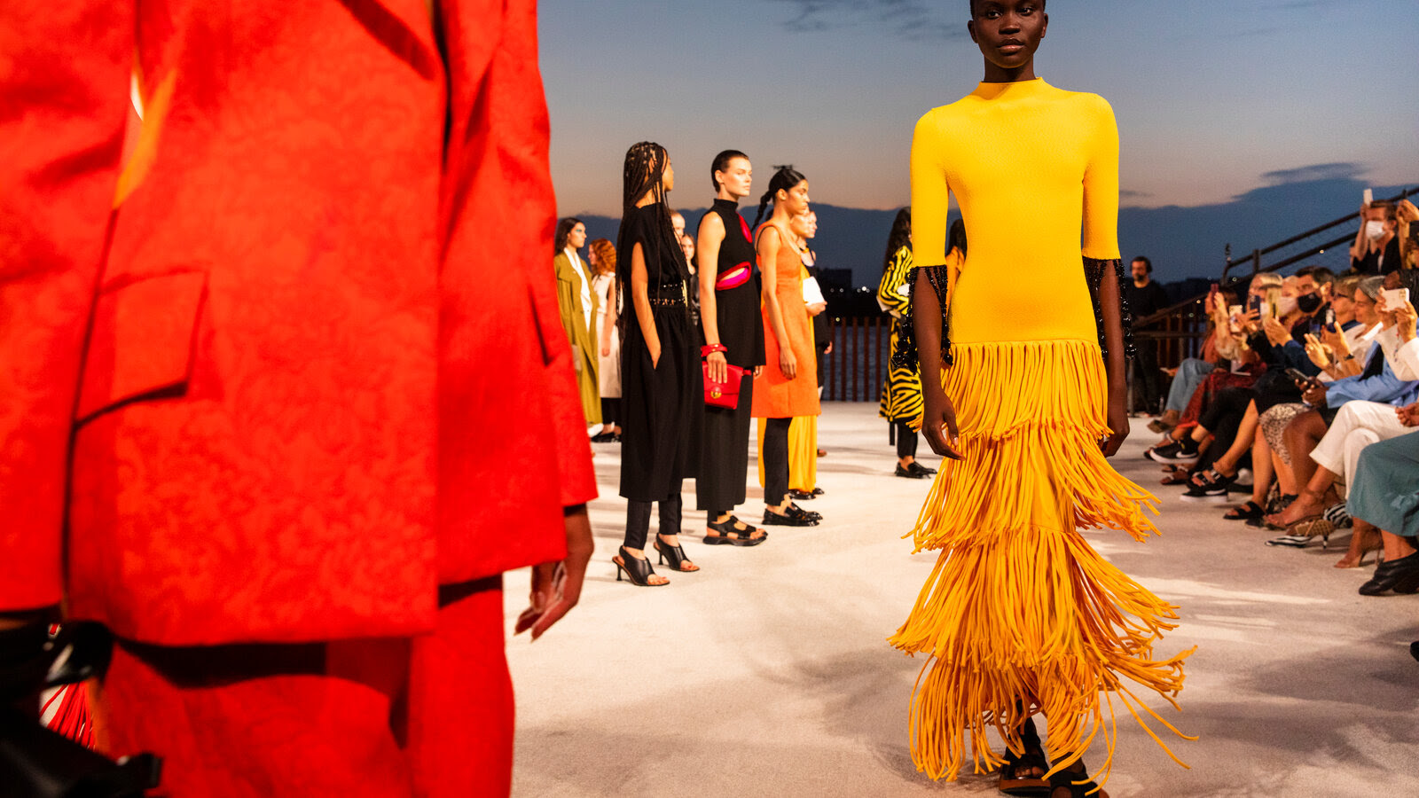 New York Fashion Week Returns. Here's the Cliffs Notes Version.