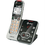 AtandT CRL32102 Cordless Phone System With Answering Caller Id and Call Waiting - Single-Handset Syste