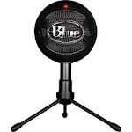 Blue Microphones 1929 Snowball Ice Microphone - Black