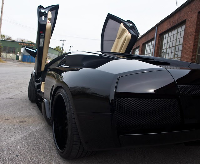 Lamborghini Murcielago Photo Shoot