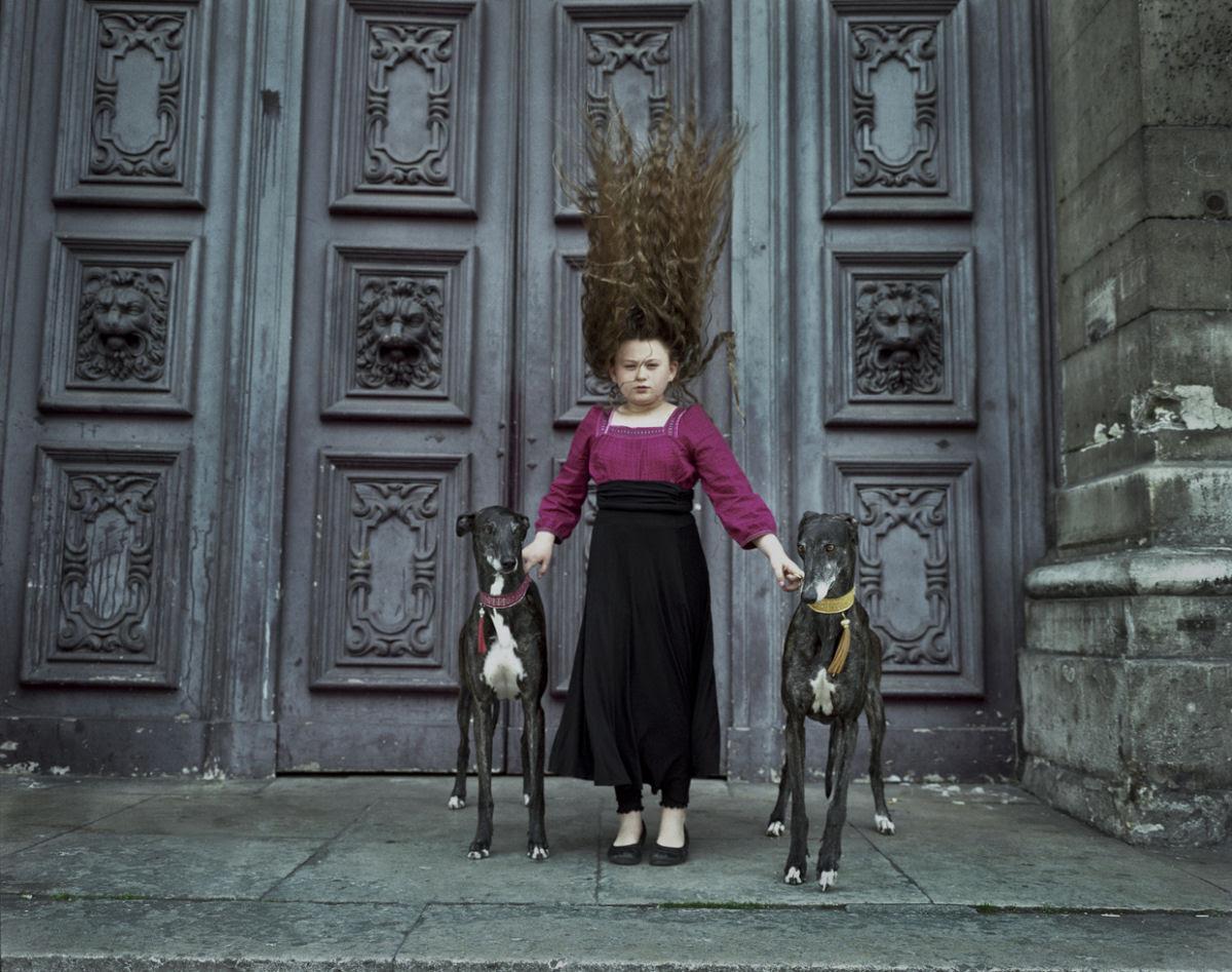 O Mundo de Amelia - A menina que cresceu com os animais e os considera seus irmãos 08
