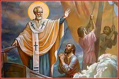 SAN NICOLÁS DE BAR, Obispo y Confesor