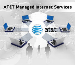 AT&T Managed Internet Services - Internet T1 Service