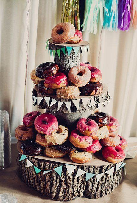 25  best ideas about Doughnut cake on Pinterest   Donut