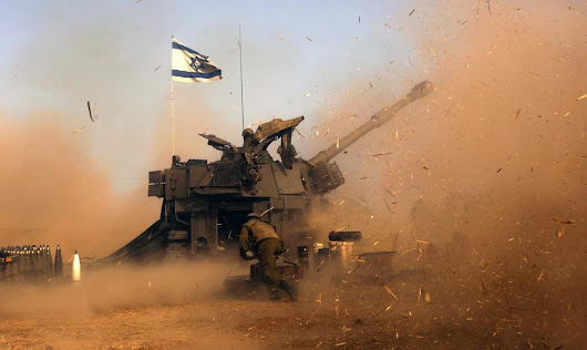 MIDDLE EAST CRISES: Israel Launches Land, Sea and Air Offensive -- at Full Blown War in Gaza with Ground Invasion Now Occuring