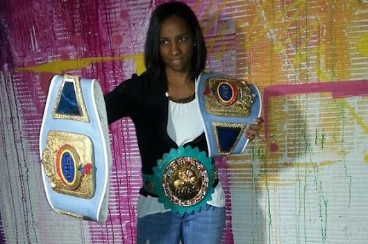 Click here to support Professional Female Boxer Sponsorship by Tori Nelson