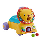 Fisher-Price DHW02 3-in-1 Sit Stride & Ride Lion