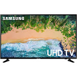 "Samsung 6 Series UN65NU6900F - 65"" LED Smart TV - 4K UltraHD"