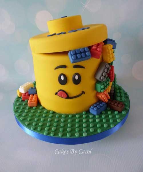 Fete Anniversaire Lego