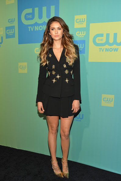 Nina Dobrev - The CW Network's Upfront Presentation
