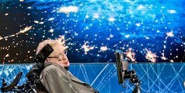 Stephen Hawking submitted a final scientific paper 2 weeks before he died -- and it could lead to the discovery of a parallel universe