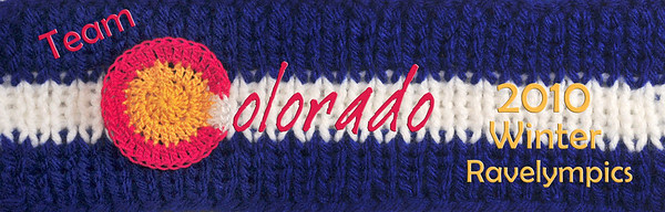 The banner I designed for Team Colorado