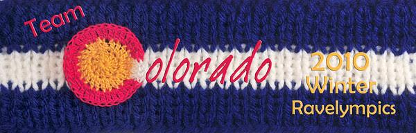 The banner I designed for Team Colorado
