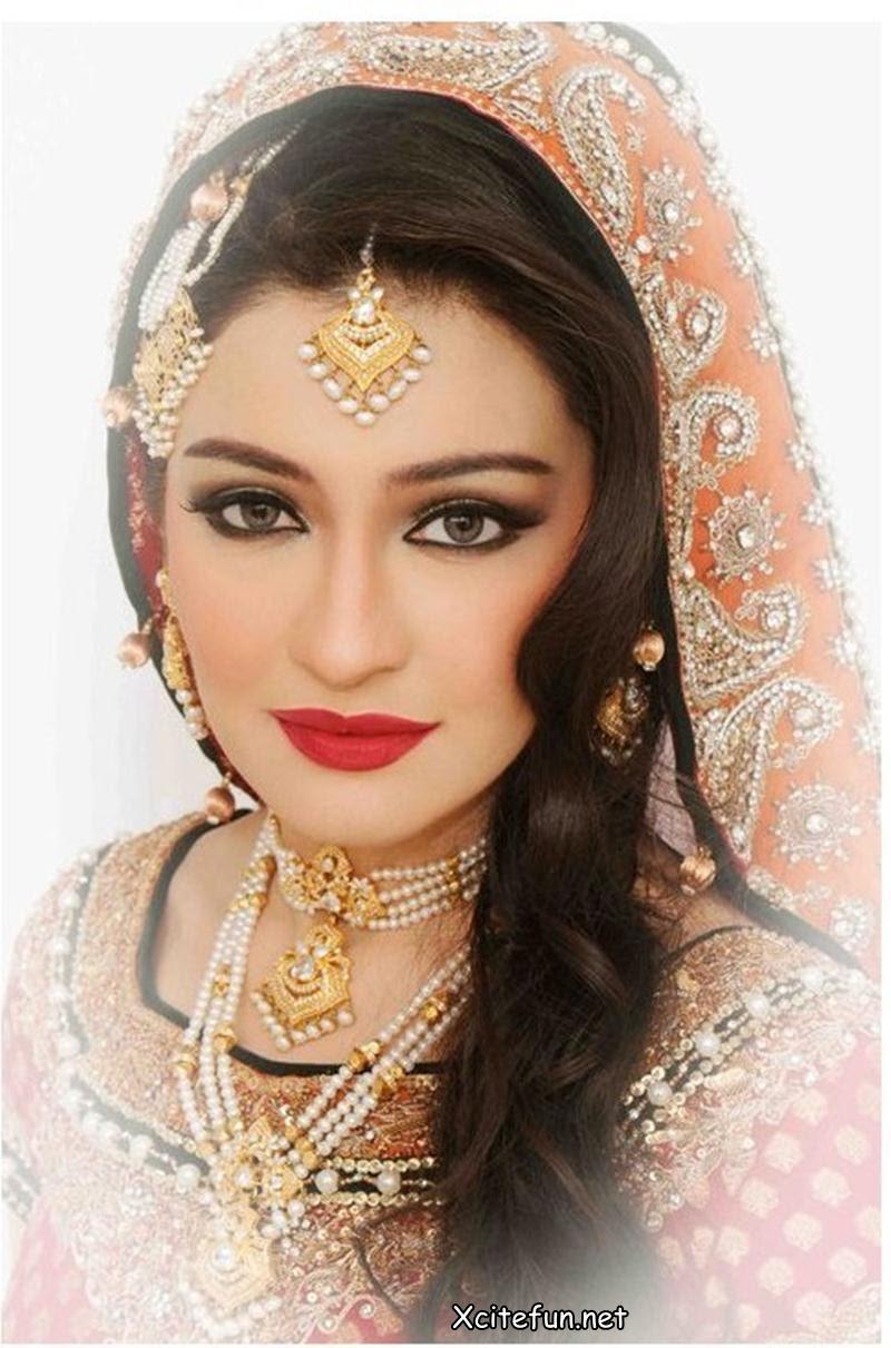 Latest bridal makeup images