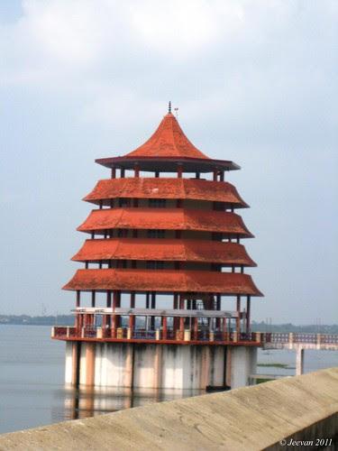Lake tower