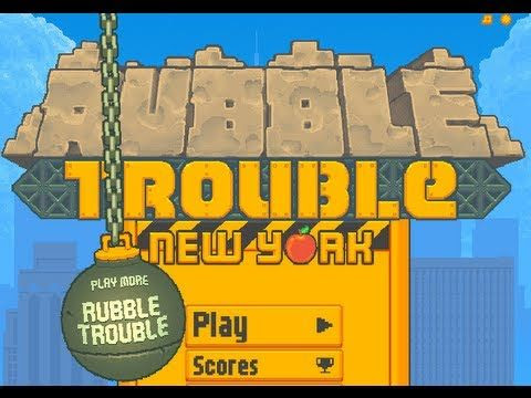 Rubble Trouble New York | unblocked games 77 at school | Pinterest | Puzzle games