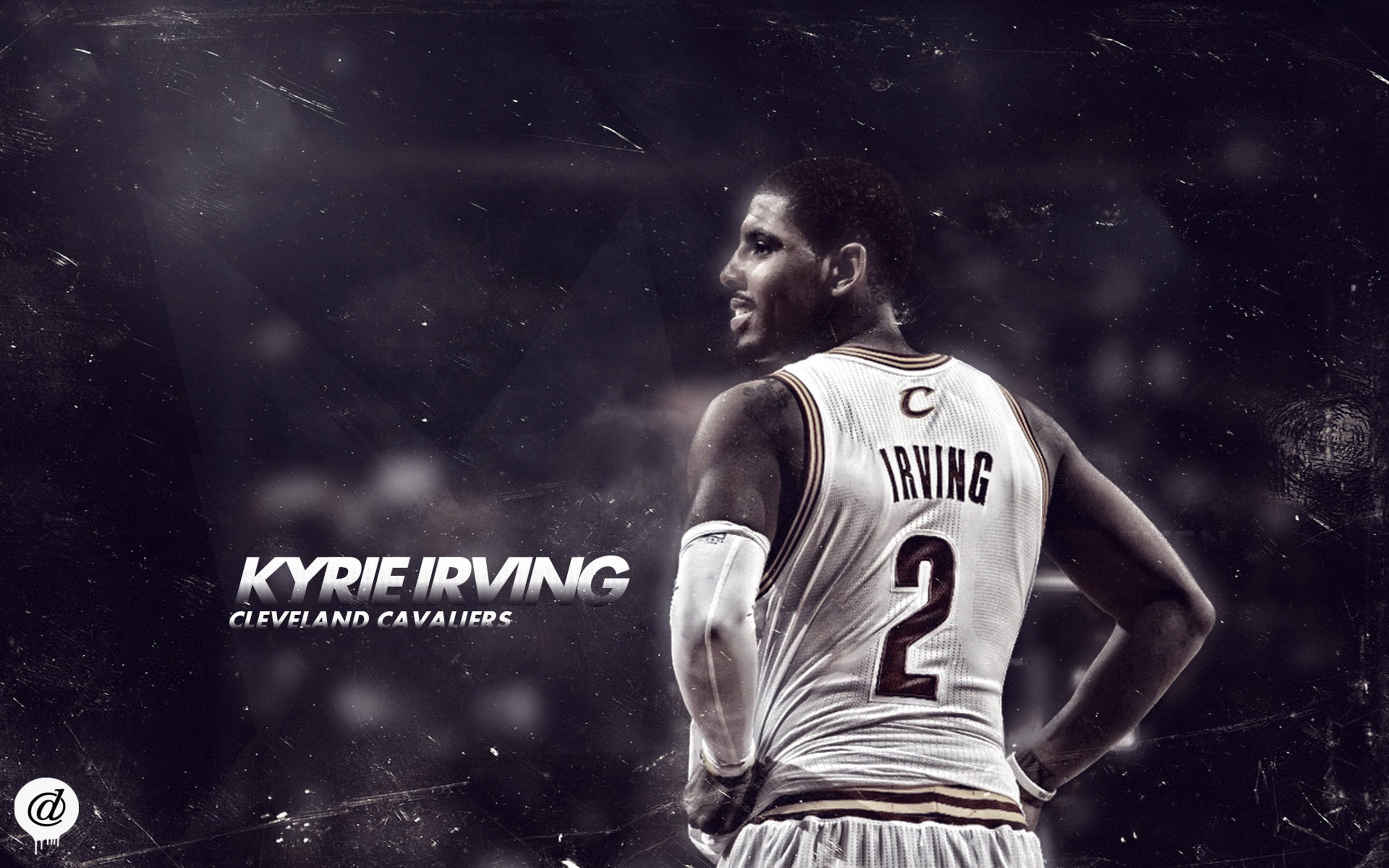 Kyrie Logo Wallpaper New Wallpapers