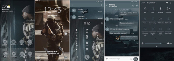 Themes Thursday: Nine themes worth looking at - Free Apps