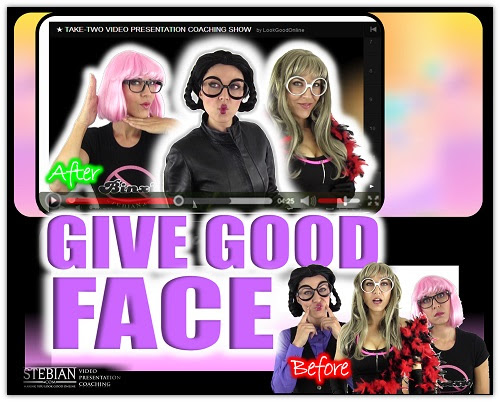 How to Give Good Face in Your Video Presentation