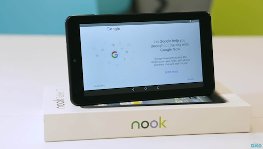 Barnes & Noble says Nook Tablets will drop Suspect Chinese Software