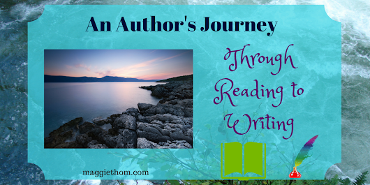 An Author's Journey through Reading to Writing - Meet Author Christy Birmingham - Maggie Thom