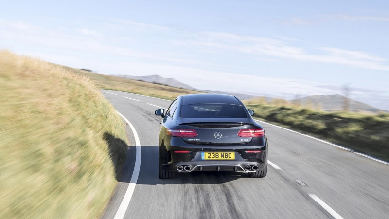 Mercedes-AMG E53 Coupe Review: AMG Two-Door Driven