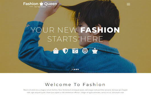 Fashion Queen Fashion Category Bootstrap Responsive Web Template. - w3layouts.com