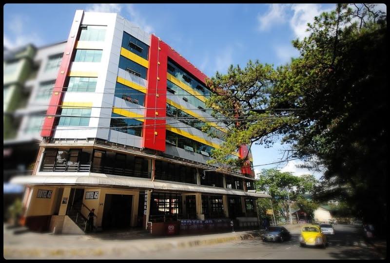 Motel 45 Baguio city Room prices - Marguerite Ocasio