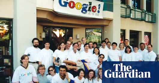 Google at 20: how two 'obnoxious' students changed the internet | Technology | The Guardian