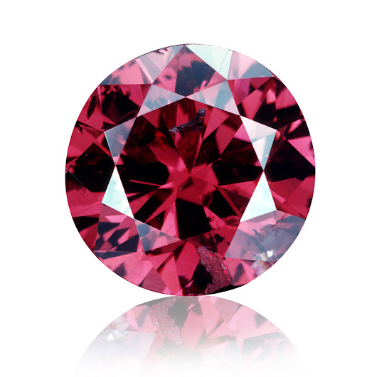 Un diamant rarissime : Le diamant rouge - Blog Diamant Gems