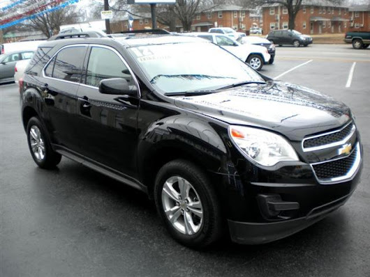 Used 2012 Chevrolet Equinox for Sale in Huntsville AL 35805 Richard Hughes Auto Sales