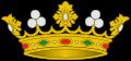 Corona de marqués.svg