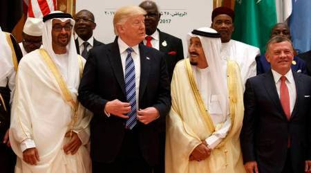 Despite furore over Jerusalem move, Saudis seen on board with US peace efforts