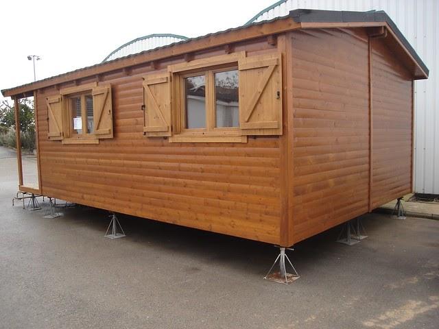 Casas de madera prefabricadas casas de madera carbonell valencia - Casas prefabricadas valencia ...