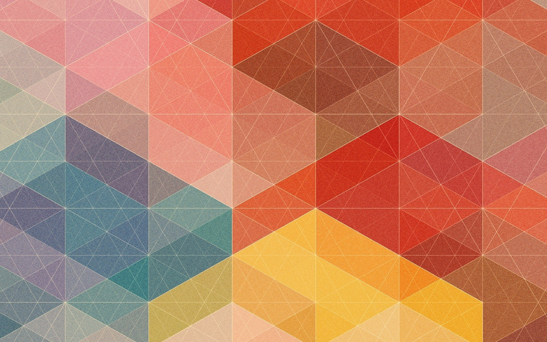 50 rich and colorful geometric wallpapers for your mobile devices HD and QHD resolution
