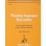 Playing Soprano Recorder