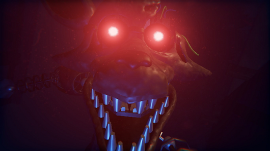 Image: TJOC:R] Ignited Foxy jumpscare!! by Pedrophhd on DeviantArt