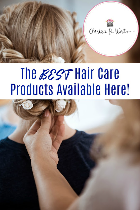 The BEST Hair Care Products! Buy Lilla Rose Directly From Me! • Clarissa R. West