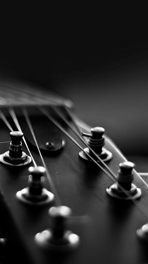 freeios guitar string parallax hd iphone ipad wallpaper