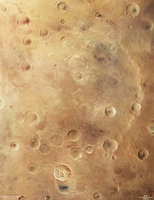 Greeley Crater is a concentrate of Mars history
