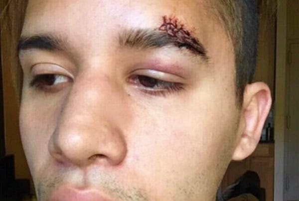Omar Villalobos nypd hate crime