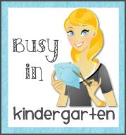 Busy in Kindergarten