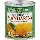 Native Forest Organic Mandarins in Orange Mandarin Juice - 10.75 oz can