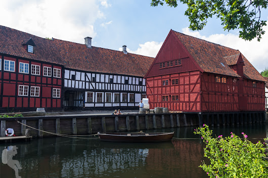 The Scandinavian Adventure: A day off in Aarhus — Lille Ulven Photography