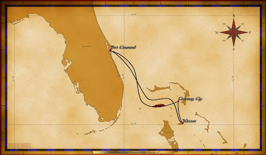 Personal Navigators: 4-Night Bahamian Cruise from Port Canaveral - January 15, 2018 • The Disney Cruise Line Blog