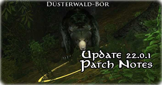 Update 22.0.1: Patch Notes | HdRO Community | 2018