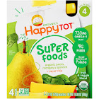 Happy Family Organic Spinach Mango and Pear Baby Food