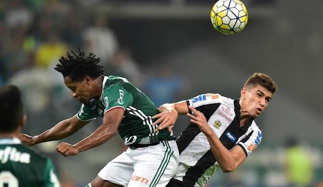 Palmeiras sente desfalques e perde os primeiros pontos em casa