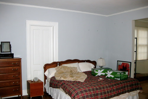 master suite 2 - before
